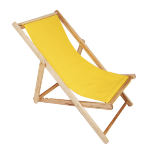 Peachy Wooden Adjustable Reclining Folding Beach Deck Chair Home Remodeling Inspirations Basidirectenergyitoicom