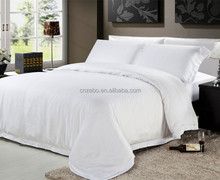 Factory Made 100% Cotton Four Seasons Hotel Bedding Sets / Hotel Bed Sheet Set / Hotel Bed Cover