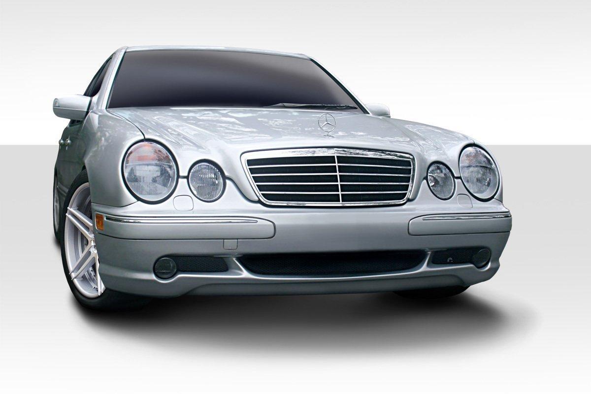2000-2002 Mercedes E Class W210 Duraflex E55 Look Front Bumper - 1 Piece