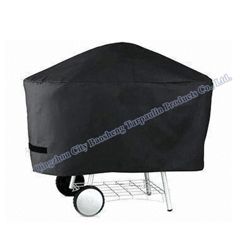 corrosion resistant fabiric BBQ cover from Qingzhou Baosheng designer