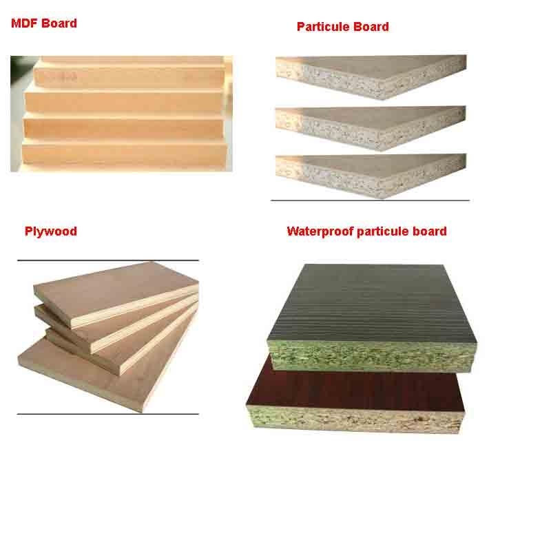 modular kitchen cabinets project pvc lacquerlaminateuvwood veneer basin material - Kitchen Cabinet Material