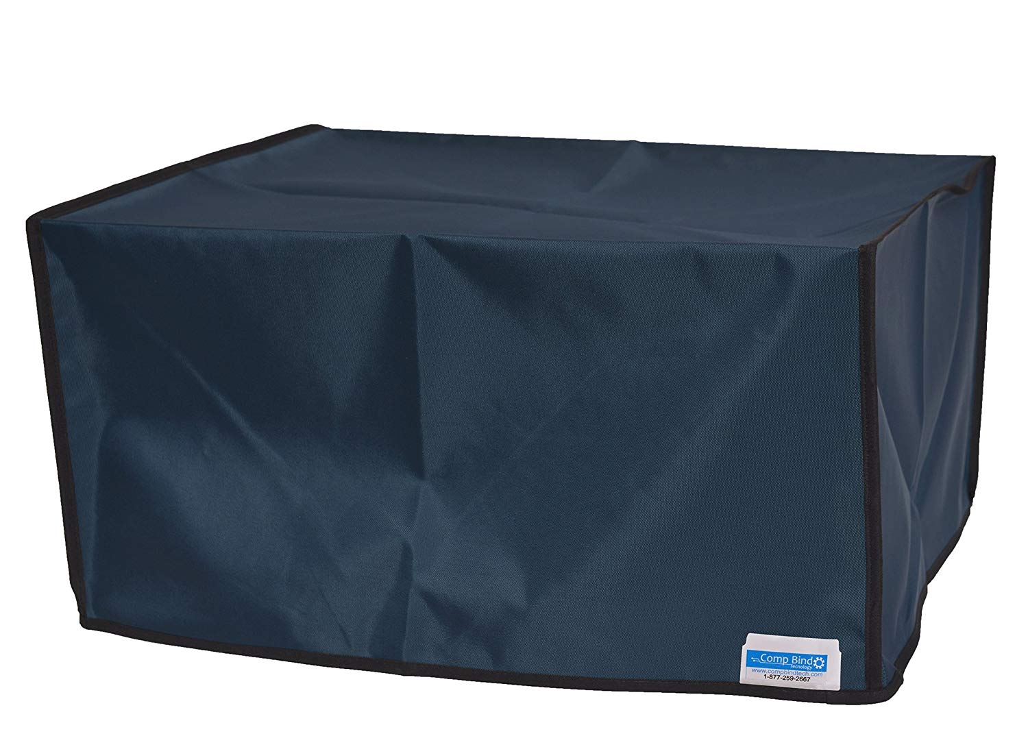 Comp Bind Technology Dust Cover for Epson Stylus Pro 7890 Printer, Petroleum Blue Anti-Static Dust Cover Dimensions - 53.5''W x 26.3''D x 48'H