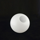 OPAL WHITE GLASS ROUND GLOBE LAMP SHADE LIGHT COVER