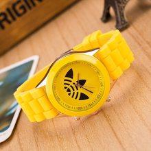 2019 Топ люксовый бренд спортивные часы для мужчин и женщин Силиконовые кварцевые часы erkek kol saati для молодых мужчин часы Relogio masculino(Китай)