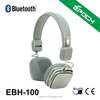 2016 China waterproof sport V4.0 bluetooth headset with microphone, mp3 wireless headphones