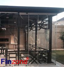 Frameless exterior glass sliding doors wholesale sliding door frameless exterior glass sliding doors wholesale sliding door suppliers alibaba planetlyrics Gallery