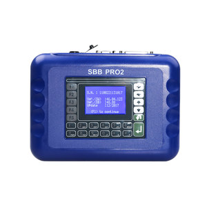 New Arrival SBB Pro2 Car Key Programmer Latest Version 48.99 Can Support Auto Key programmer