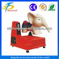 electronic kids ride babu elephant indoor amusement park games