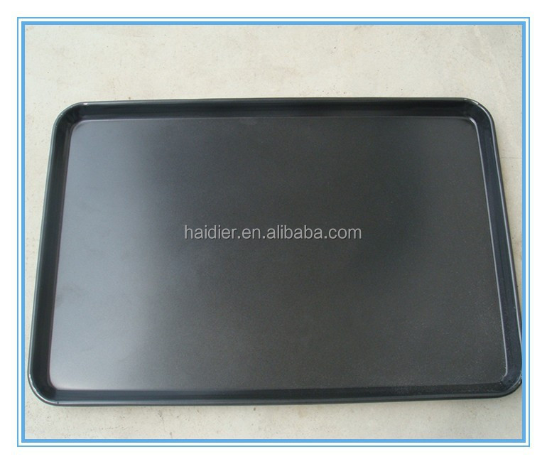400*600mm/800*600mm teflon coated flat baking pan / anodized baking tray