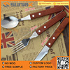 Promotional Elegant Stainless Steel Spoon Set With Fork n Knife