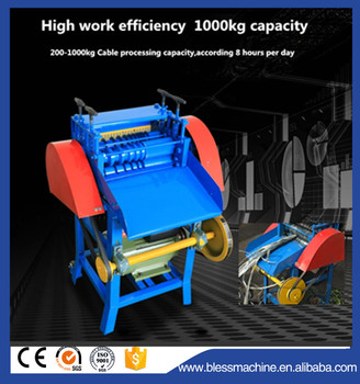 Cost saving machinery!!Multi functional wide output range manual wire stripping machine with Alibaba trade assurance