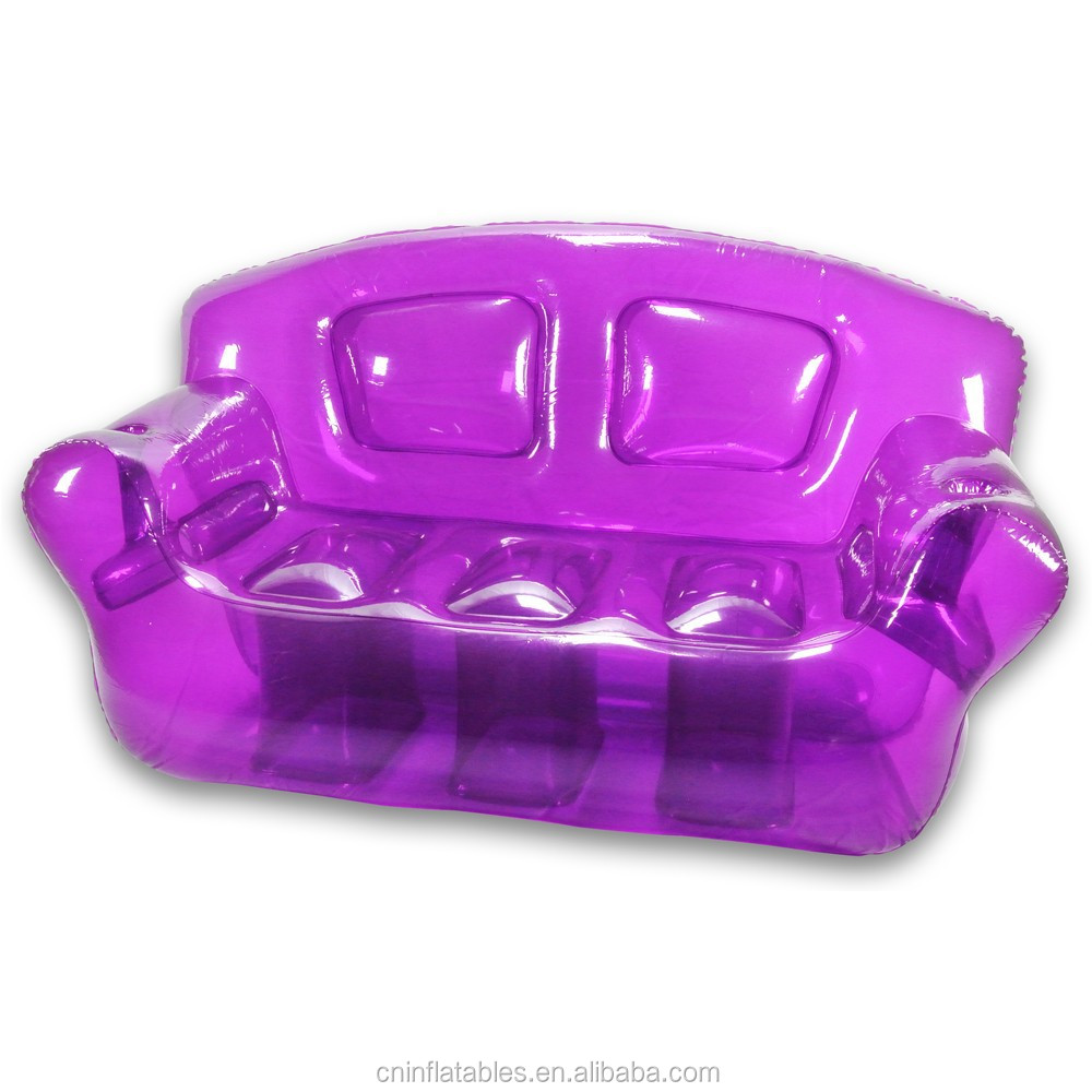 2016 Hot Selling Customized Inflatable Sofa Furniture On