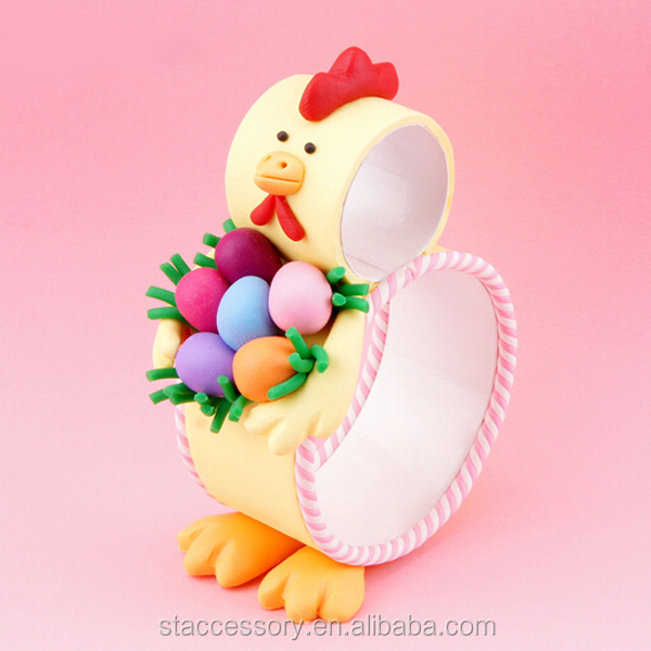 Cute Animal Clay Craft Toy Making