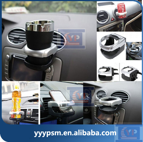 Hot sales plastic drink clip cup holder injection mould/mold