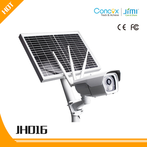 4g solar powered camera IP66 waterproof free APP/website for remote monitor