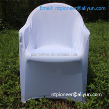 spandex arm chair cover with armrest