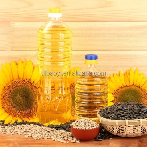 Top quality refined sunflower seed oil