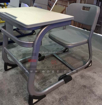 Indonesia Government Bidding College/University Desk and Chair