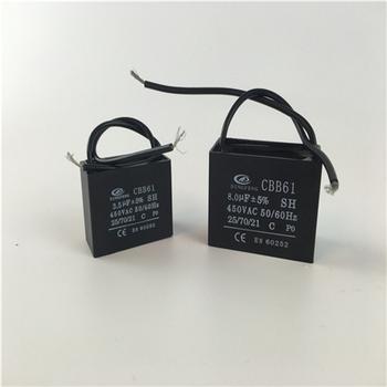 2,5 Uf Deckenventilator Wtih 3 Draht Cbb1 Kondensator - Buy Cbb1 ...