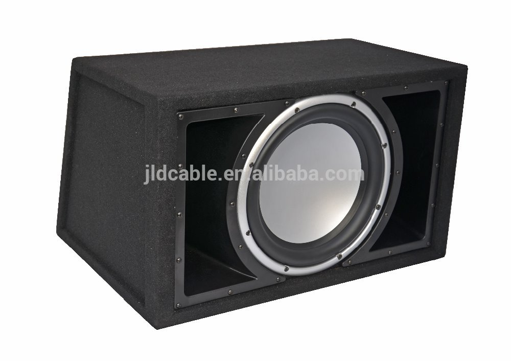 High Performance 250W RMS 12inch Passive Subwoofer Box Enclosure China Supplier (CSD 12)