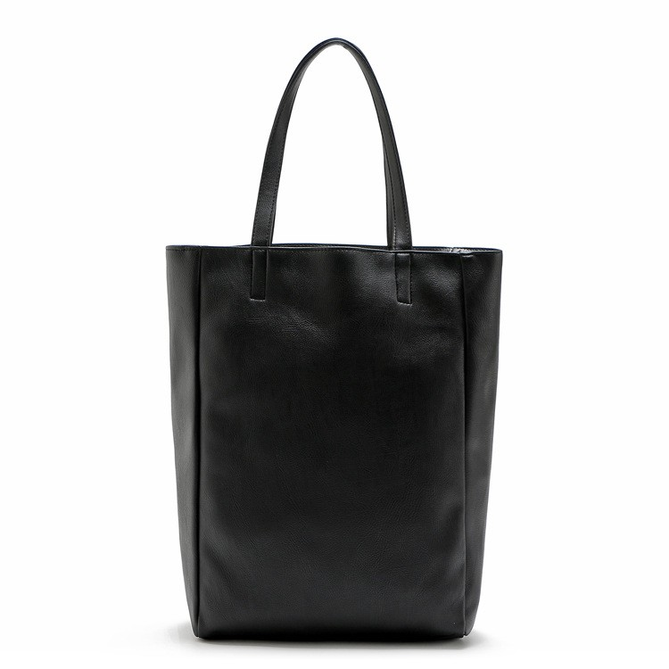2017 hot style silicone beach bag promotional cheap PU leather shopping bag