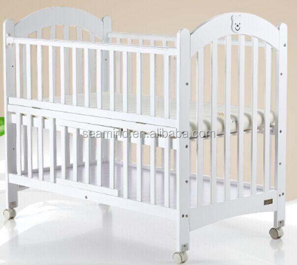 beb recin nacido estilo cama de beb cuna de madera