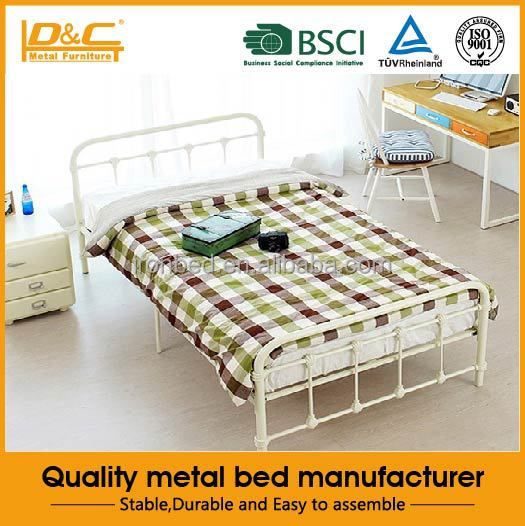 Wrough Iron Bed,Metal Bed,Kids Metal Bed For Kmart Single Bed - Buy ...