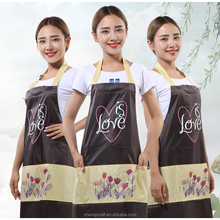 Waterproof cloth thickening senior barber apron
