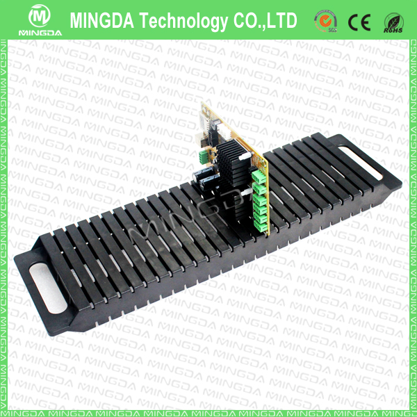 ESD PCB Magazine Rack MD-9900017 / antistatic esd pcb smt magazine rack , SMT Magazine Rack for PCB Storage