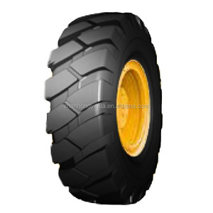 Good quality China manufacturer radial all steel truck OTR tires 15.5-25