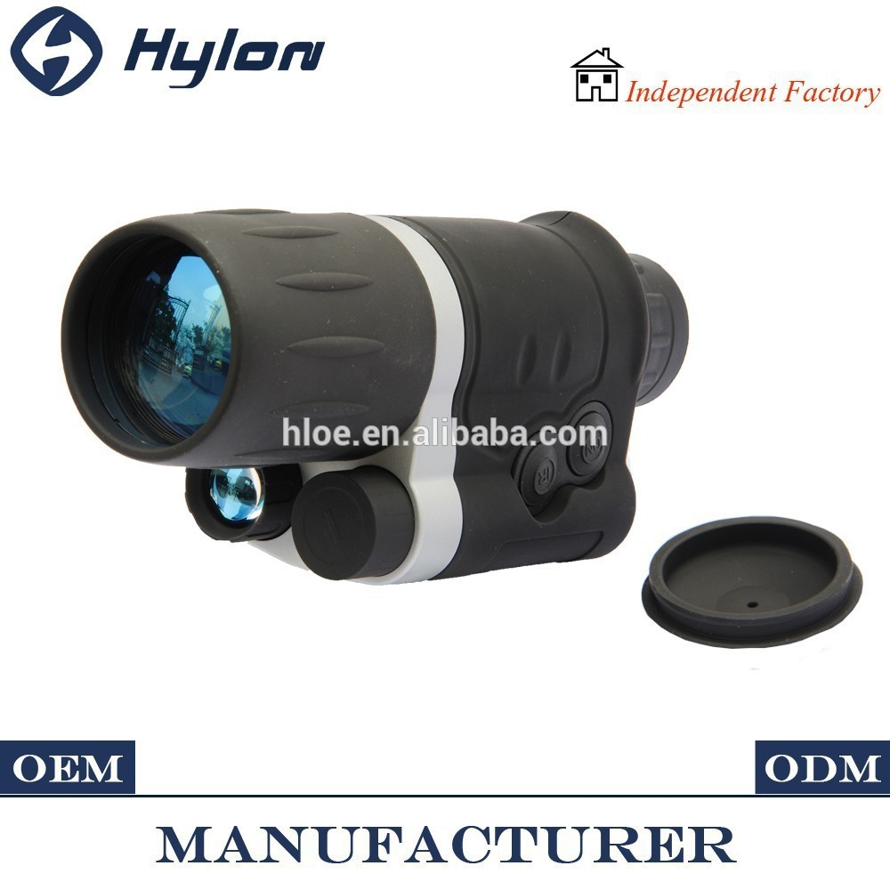 3*42 150-200m infrared night vision scope and binoculars