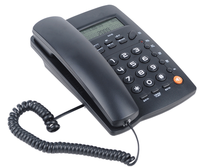 New design landline telephone, corded caller ID phone, CT-CID606