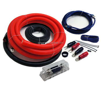 on car amp wiring kit