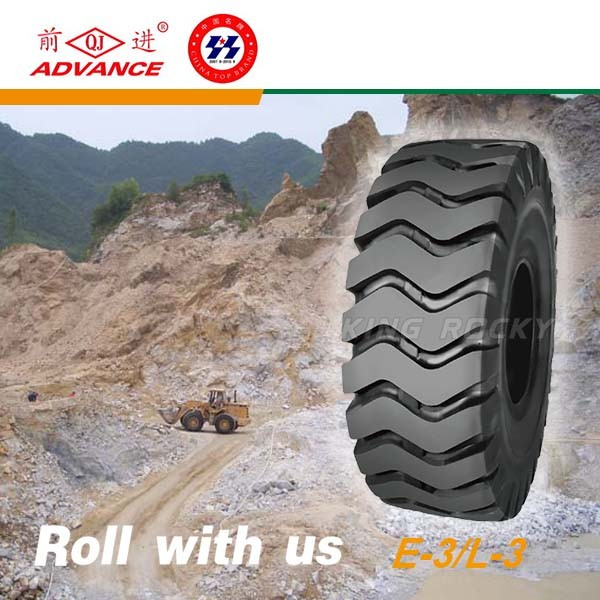 L3 E3 off road extreme tires for sale in germany 23.5-25