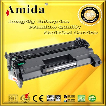 China Suppliers Compatible Toner Cartridge Cf266a For Hp