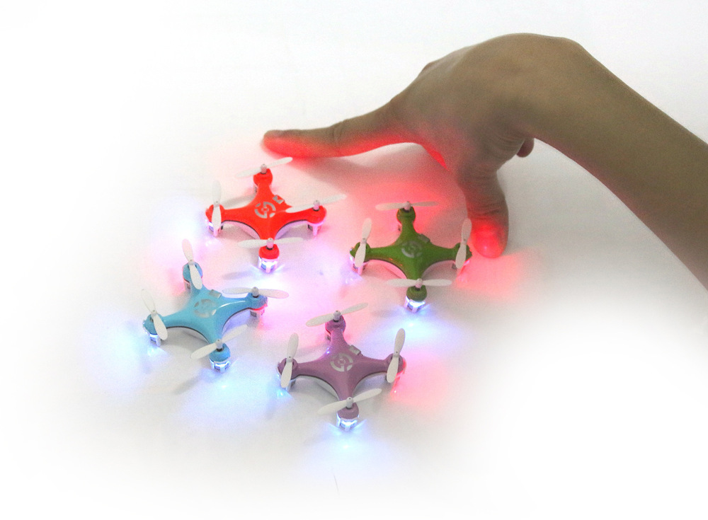 Chengxing CX-10 Mini quadrocopter four -channel six -axis gyroscope remote control airplane model lighting