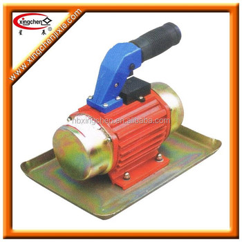 Pity, that handheld plate concrete vibrator for