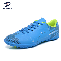 Athletic 2018 New Trend Men's Sport Quality Custom Football Cheap Indoor Soccer Shoes