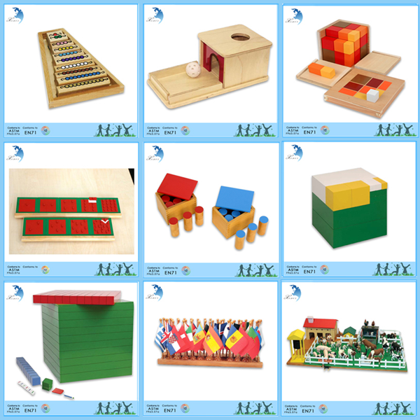 Educational Toys Nursery : Preschool learning educational toy teaching aids material