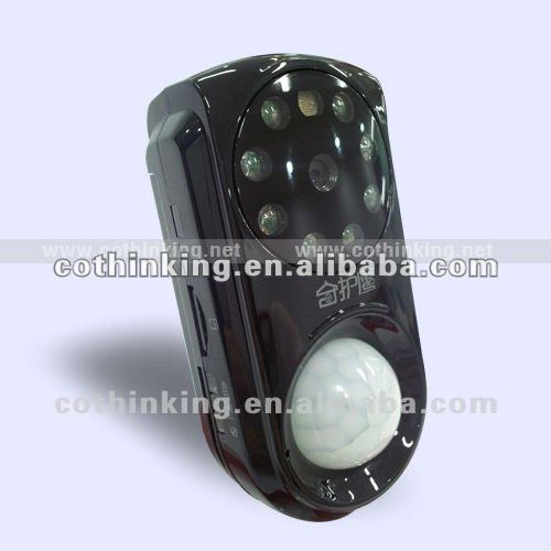 2013!! GSM wireless alarm GM01 with infrared sensor