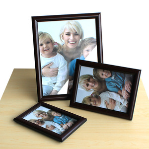 Wall Family Photo Frames Designs Display Stand 2.5x3.5 Picture Frame