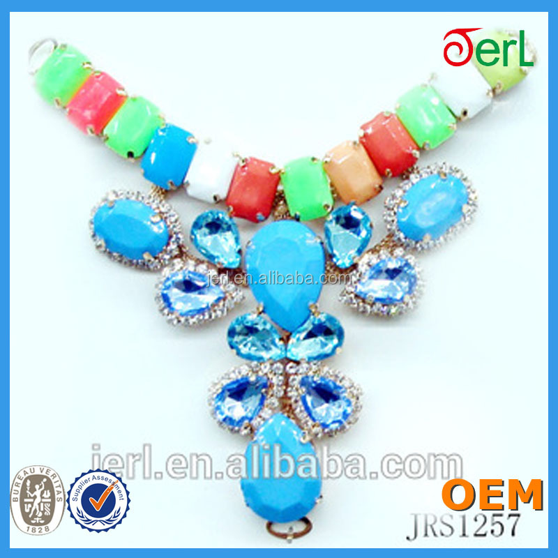 Latest Shoes Ornaments Shoe Accessories Chain for Woman Sandals In Brazil