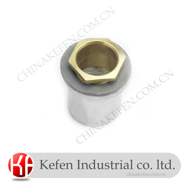 25mm flanged coupling /electrical conduit connector/ conduit fittings