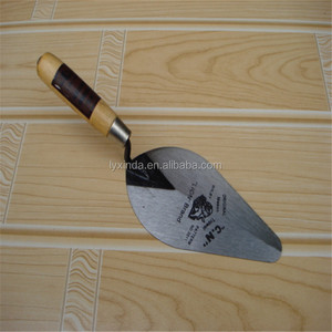 lion brand bricklaying trowel for building hand tools