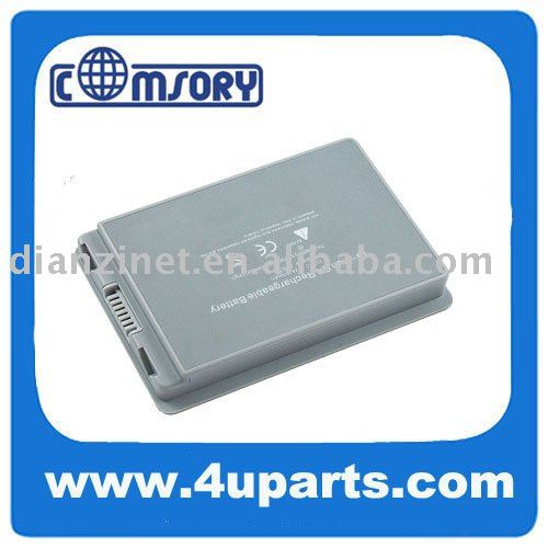OEM notebook battery,laptop battery for for APPLE 15-inch Aluminum PowerBook G4 Laptop Battery