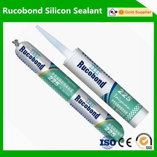 Guangzhou high-end neutral silicone sealant rtv silicone sealant