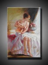 Wholesale Good Quality Canvas Oil Paintings Pino