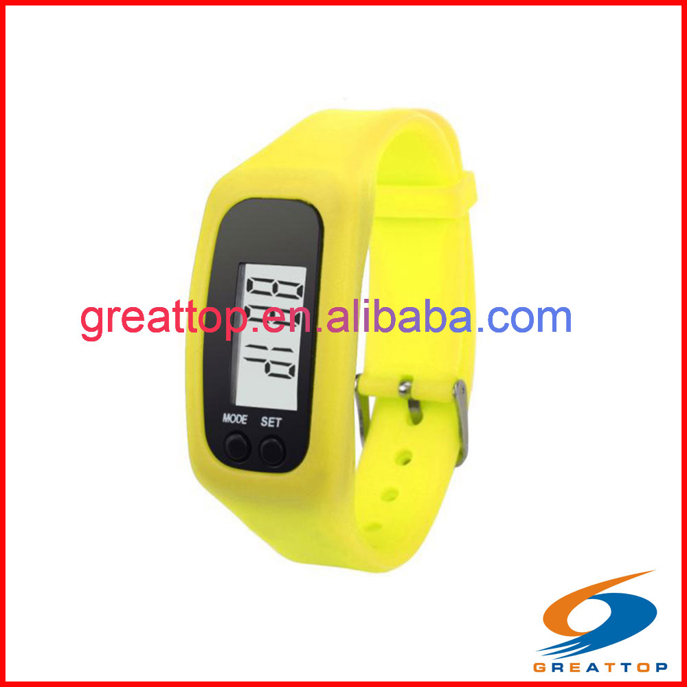 Exercise Wristband Pedometers,Running Exercise Wristband Pedometers