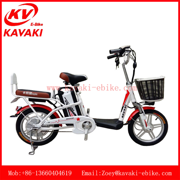 kavaki new model bycicle electric mountain bike electric bike with basket