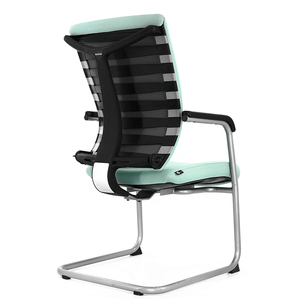 factory direct selling desk white office covers secretary chair with arms